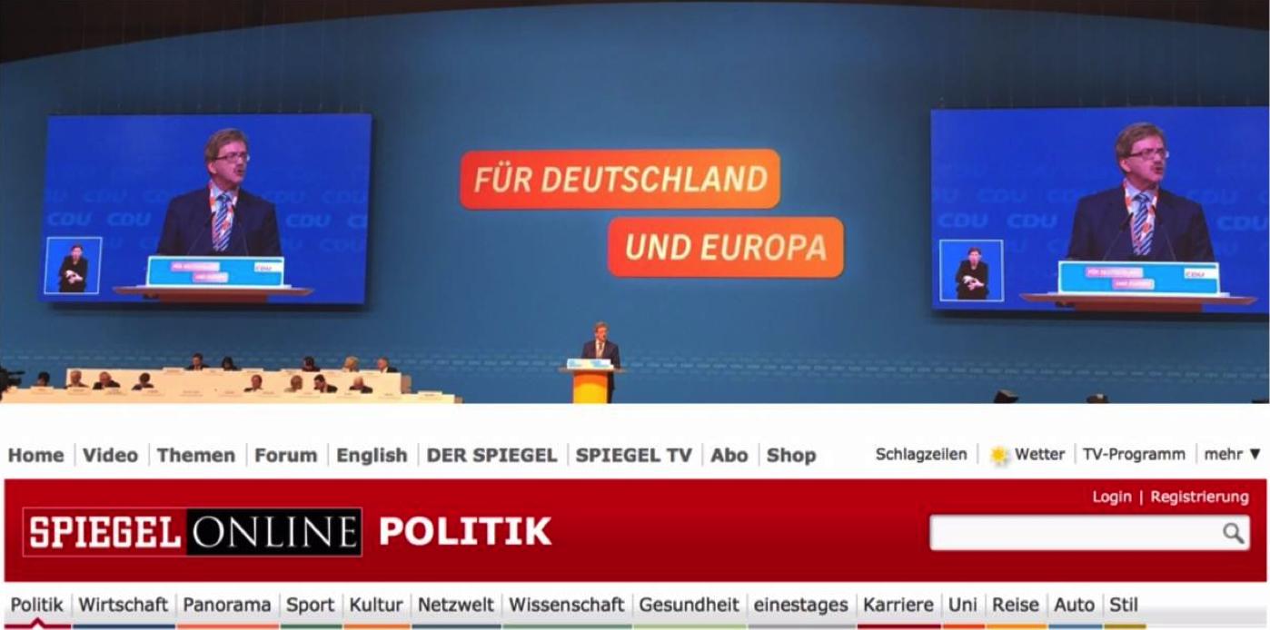 Bundesparteitag in Karlsruhe 2015