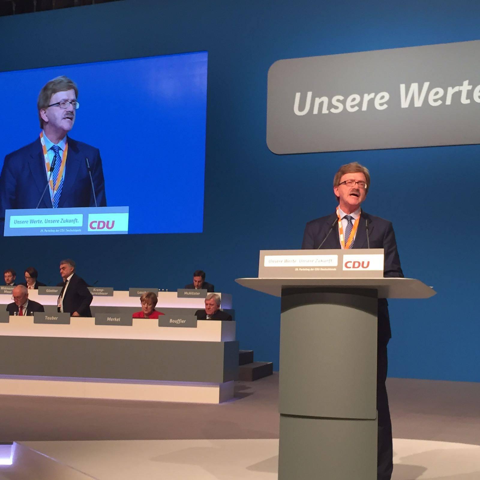Bundesparteitag in Essen 2016