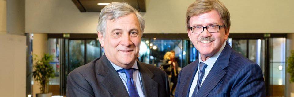Präsident des EU-Parlaments